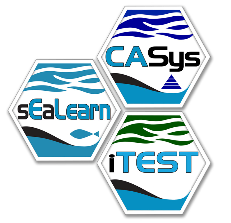 Integration of CASys, sEaLearn, and iTEST